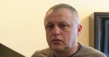 Суркис: Ахметов - не папа Луческу
