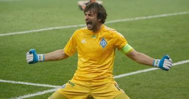 Думал, он будет играть вечно: Реакция соцсетей на завершение карьеры Шовковского