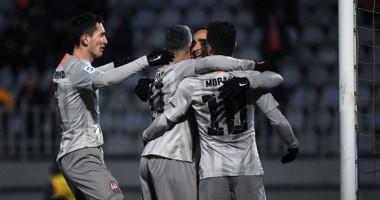 Черноморец - Шахтер 0:1 видео обзор матча