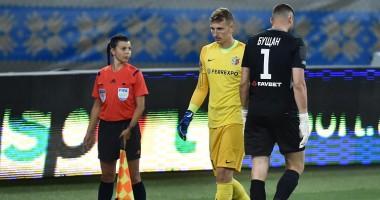 Динамо - Ворскла: видео невероятной серии пенальти в финале Кубка Украины