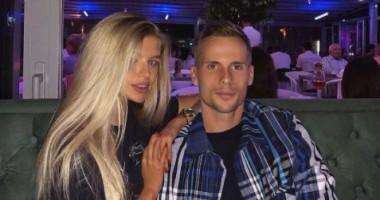 Игрок Динамо сделал предложение девушке