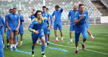 Украина (U-21) – Андорра (U-21) 1:0 видео гола и обзор матча