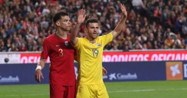 Мораес: Я отдам всего себя ради национальной сборной Украины