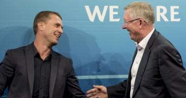 Ребров посетил Форум элитных тренеров УЕФА