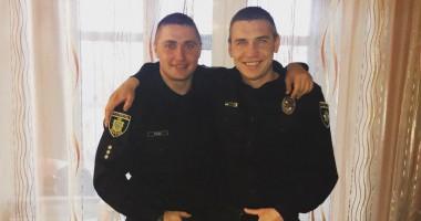 Экс-футболист Динамо стал лейтенантом полиции