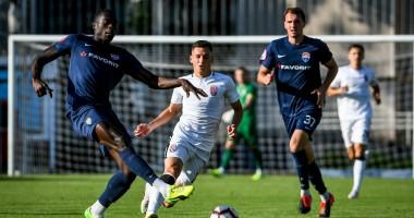 Заря - Мариуполь 2:1 видео голов и обзор товарищеского матча