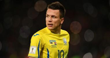 Отличный гол Коноплянки в ворота сборной Словакии, который попал в топ-5 Лиги наций