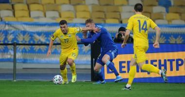 Украина - Казахстан 1:1 видео голов и обзор матча квалификации ЧМ-2022