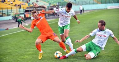 Карпаты - Мариуполь 1:1 видео голов и обзор матча УПЛ