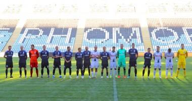 Черноморец презентовал новую форму и новичков команды