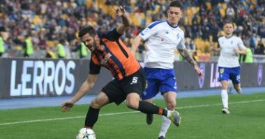 Динамо - Шахтер: Бойко вытащил пенальти Мораеса, а после накричал на него