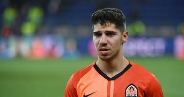 Соломон забил шикарный гол в ворота Десны