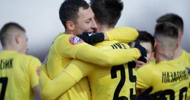 Десна — Днепр-1 0:2 видео голов и обзор матча чемпионата Украины