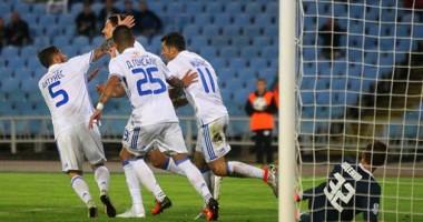 Динамо - Сталь 2:1 Видео голов и обзор матча чемпионата Украины
