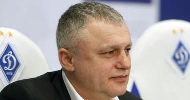 Суркис бросил вызов игрокам Динамо