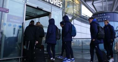 Динамо вылетело в Испанию на второй подготовительный сбор