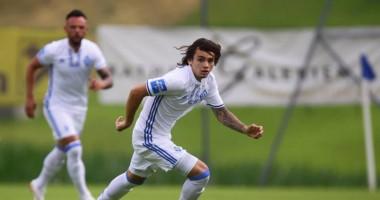 Динамо – Ботошани 1:0 видео гола и обзор товарищеского матча