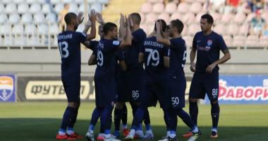 Мариуполь - Александрия 1:1 Видео голов и обзор матча