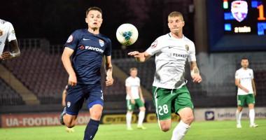 Мариуполь - Ворскла 1:1 (2:3 по пен): обзор матча Кубка Украины и видео серии пенальти