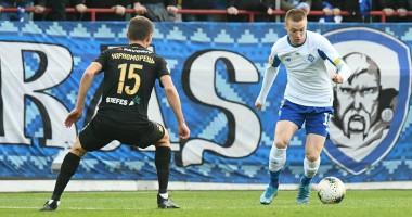 Колос - Динамо 0:4 видео голов и обзор матча чемпионата Украины