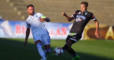 Динамо – Штурм 0:2 видео голов и обзор товарищеского матча