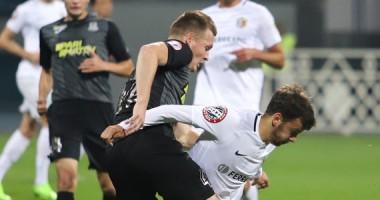 Колос - Ворскла 0:1 видео гола и обзор матча Кубка Украины