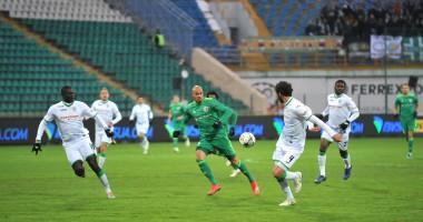 Ворскла - Карпаты 0:4 видео голов и обзор матча