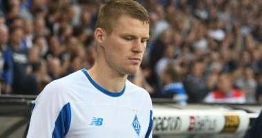 Игроки Динамо вышли на матч с Колосом в футболках в поддержку Бурды