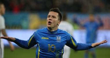Украина – Словакия 2:1 видео голов и обзор матча