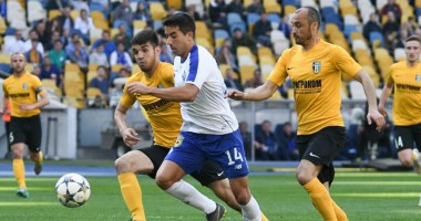 Динамо - Александрия: видео онлайн трансляция матча УПЛ