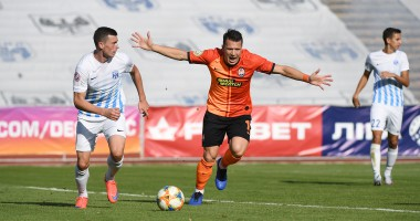 Десна - Шахтер 0:1 видео гола и обзор матча УПЛ