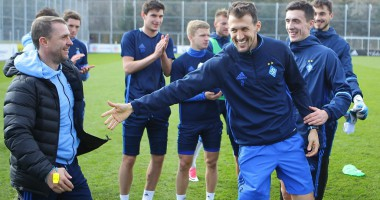 Данило Силва попрощался с Динамо