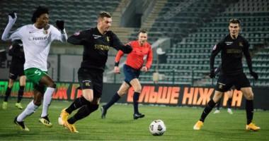 Ворскла - Колос 3:0 видео голов и обзор матча УПЛ