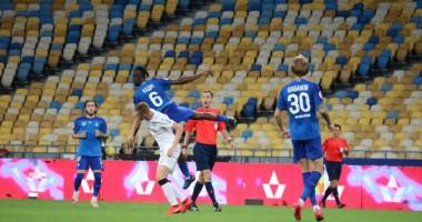 Колос - Динамо 2:0 видео голов и обзор матча чемпионата Украины