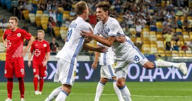 Маленький юбилей: Как Динамо в сложном матче Волынь обыграла