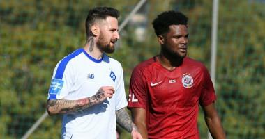 Динамо - Спарта 2:3 видео голов и обзор товарищеского матча