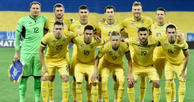 Сборная Украины продлила свою беспроигрышную серию на Арене-Львов до 19 матчей