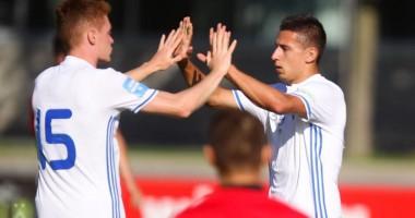 Динамо - Габала 2:1 видео голов и обзор товарищеского матча