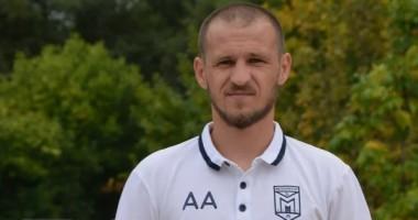 Алиев дебютирует за сборную Украины по мини-футболу