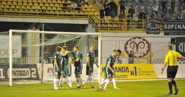 Черноморец – Ворскла 0:3 видео голов и обзор матча чемпионата Украины