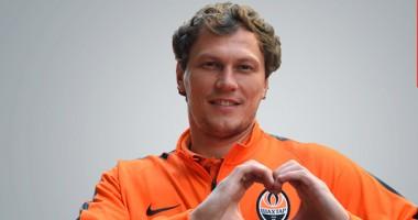 Футболисты Шахтера отметили Всемирный день сердца