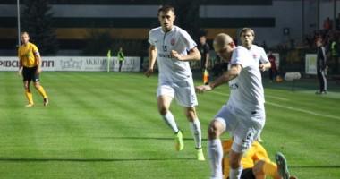 Александрия — Заря 0:1 Видео гола и обзор матча чемпионата Украины
