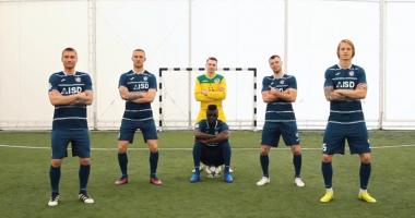 Игроки каменской Стали сняли смешное видео под песню украинской группы