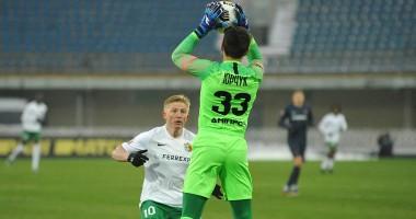 Ворскла — Днепр-1 0:1 Видео гола и обзор матча чемпионата Украины