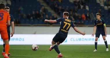 Днепр-1 - Мариуполь 3:0 видео голов и обзор матча УПЛ