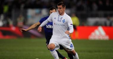 Беседин забил первые голы после возвращения в Динамо