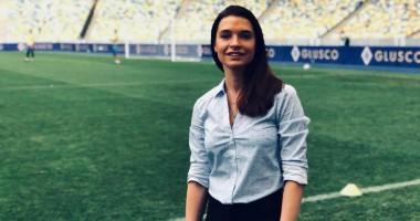 Сестра Ракицкого стала ведущей Шахтер TV и провела не самый удачный первый эфир