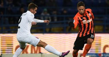 Заря - Шахтер 1:2 Видео голов и обзор матча чемпионата Украины
