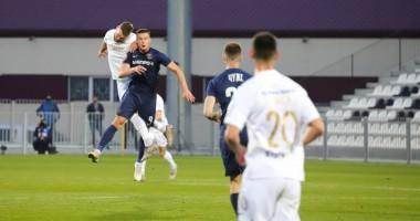 Колос — Днепр-1 1:1 видео голов и обзор матча чемпионата Украины