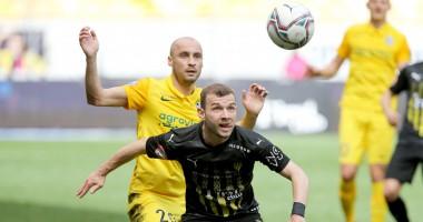 Рух — Александрия 2:1 видео голов и обзор матча чемпионата Украины